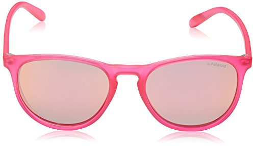 PLD Pink Grey N Polaroid 6003 Sonnenbrille Bright Pink Rose aq55fc