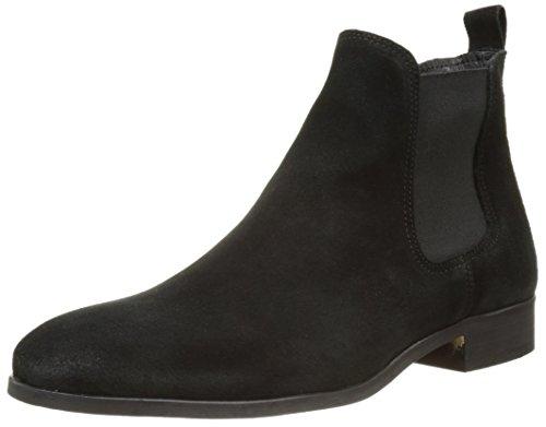 Black Shoe Nero S 110 rack Uomo Stivali Chelsea vqHTw0q