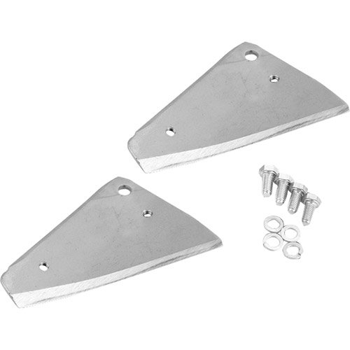 Eskimo TurboCut 6-in Replacement Blades - 2 pack