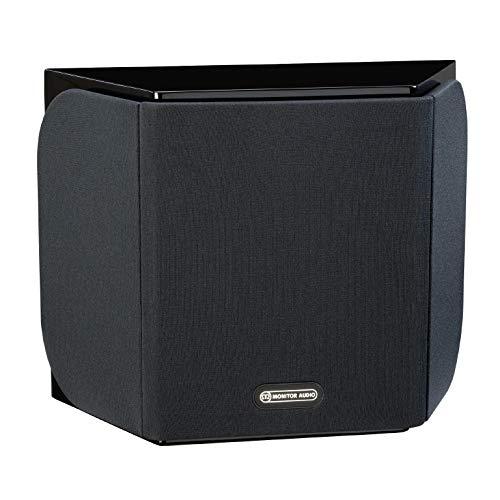 - Monitor Audio Silver FX Series Rear Surround Loudspeakers High Gloss Black (Pair)