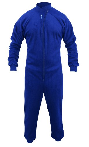 Stohlquist Bunny Insulating Suit, Blue, Large ()