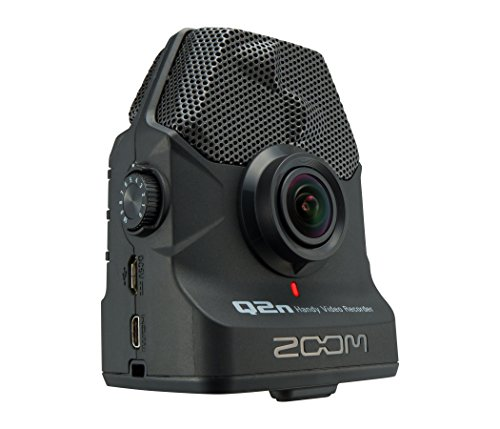 Zoom Q2n Zoom Handy Video Recorder by Zoom