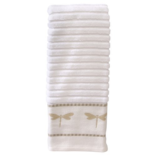 Creative Bath Products Dragonfly Hand Towel