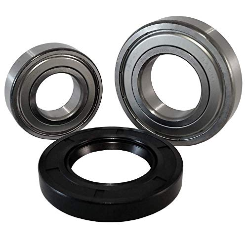 Nachi Front Load Maytag Washer Tub Bearing and Seal Kit Fits Tub W10290562 (5 year replacement warranty and full HD