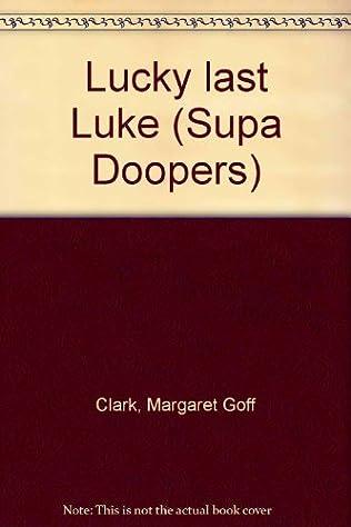 book cover of Lucky Last Luke