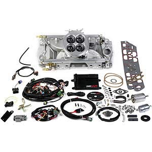 Multi Fuel Injection - Holley 550-839 HP EFI Multi-Point Fuel Injection System for Big Block Chevy V8 Engine