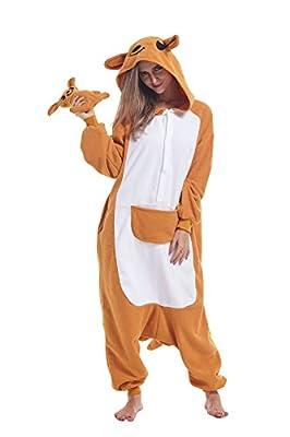 COCOPLAY Animal Onesie Pajamas Walrus Sloth Koala Giraffee Cosplay Costumes One Piece Sleepwear