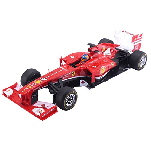 Costzon 1/12 Ferrari F138 Licensed Electric Speed Racing Car Formula One F1 RC Car Red