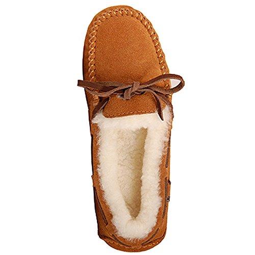 B Sheepskin Ricardo Moccasin Women's Slipper H 0wTdOqR