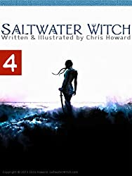 Saltwater Witch (Comic # 4) (Saltwater Witch Comic)