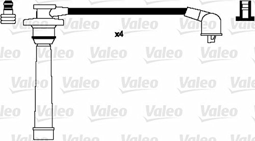 Valeo 346081 Ignition Cable: