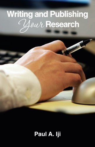 Writing and publishing your research PDF