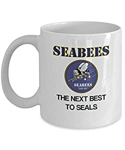 US Navy SEABEES - Coffee Mug by Gearbubble