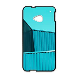 Creative Blue Cell Phone Case For HTC M7