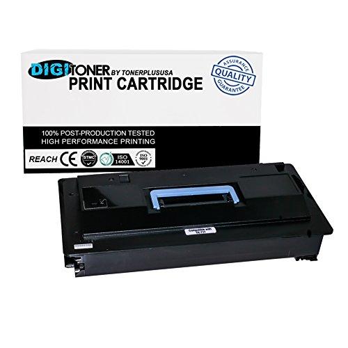 DigiToner® Compatible Kyocera Mita TK-717 High Yield Black Laser Toner Cartridge for KM-3050 KM-4050 KM-5050 - Nec Hp Toner