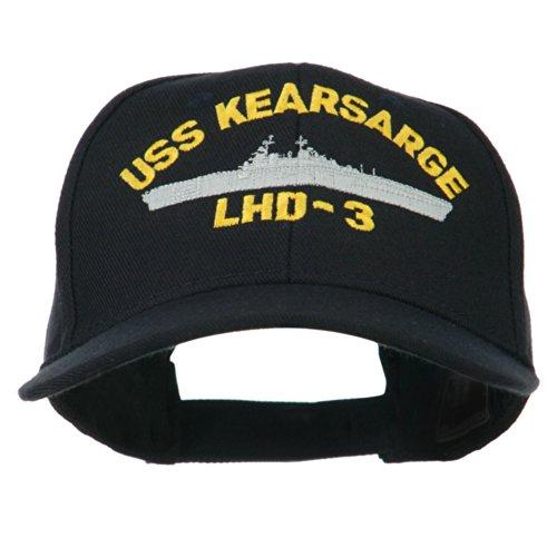 US Navy Amphibious Assault Ship Military Cap - LHD3 OSFM ()