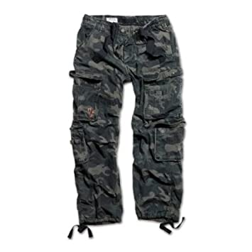 9aa2670a4e1 Surplus Airborne Men s Cargo Trousers  Amazon.co.uk  Clothing