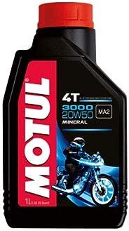 Óleo Motul 3000 20W50 1L