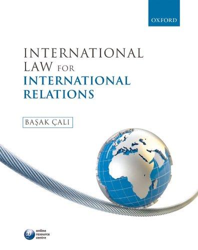 Download International Law for International Relations Pdf