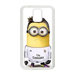 Cute Minions New Style High Quality Comstom Protective case cover For Samsung Galaxy S5