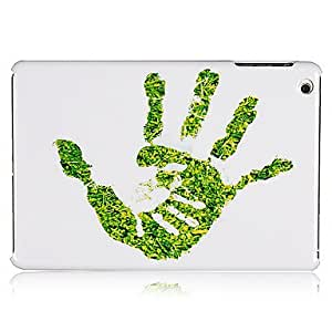 Purchase Green Palm Plastic Back Case for iPad mini
