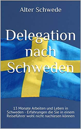 Delegation nach Schweden: 13 Monate Arbeiten und Leben in Schweden - Erfahrungen die Sie in einem Reiseführer wohl nicht nachlesen können (German Edition)