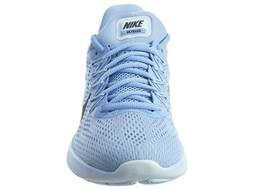 Women's Lunar Skyelux Running Shoes - Aluminum