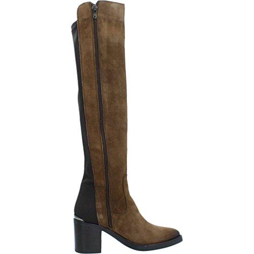 ALPE Botas Para Mujer, Color Marrón, Marca, Modelo Botas Para Mujer 3128 11 Marrón marrón