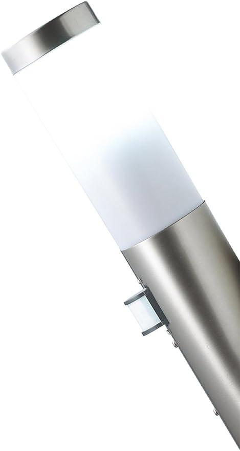 LED Wand Außenleuchte mit Bewegungsmelder Sensor Gartenlampe Gartenleuchte Lampe