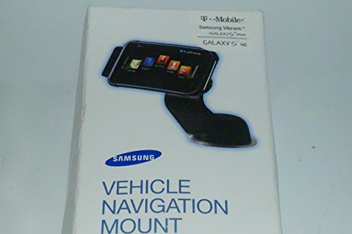 Samsung Vehicle Navigation Mount with Built in Charging and Fitted Cradle