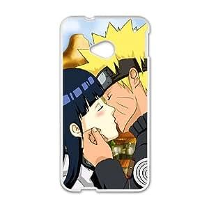 Naruto HTC One M7 Cell Phone Case White MSU7206620