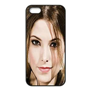 iPhone 5 5s Cell Phone Case Black Beautiful Ashley Green Zbelo