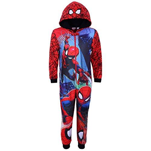 Eendelige pyjama Spider-Man Marvel