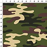 GRAPHICS-MORE-Green-Camouflage-Premium-Roll-Gift-Wrap-Wrapping-Paper