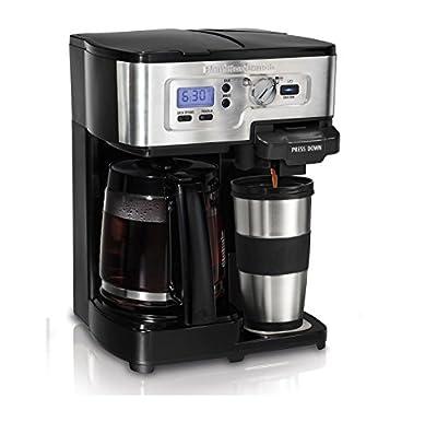Hamilton Beach FlexBrew 1-12 Cup Coffeemaker