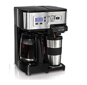 Hamilton Beach Coffee Maker FlexBrew 2 Way