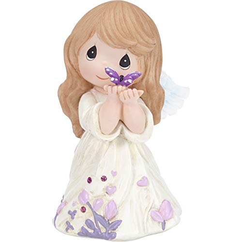 Precious Moments Confirmed In Love Resin Angel Figurine 18407 (Resin Angel Figurine)