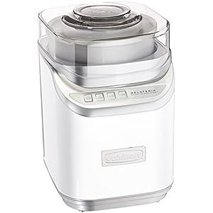 Cuisinart ICE-60W Cool Creations Ice Cream Maker, White