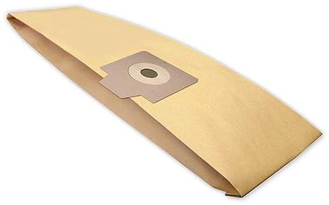 10 bolsas de aspiradora S 10 (de) de papel de filtro Clean ...