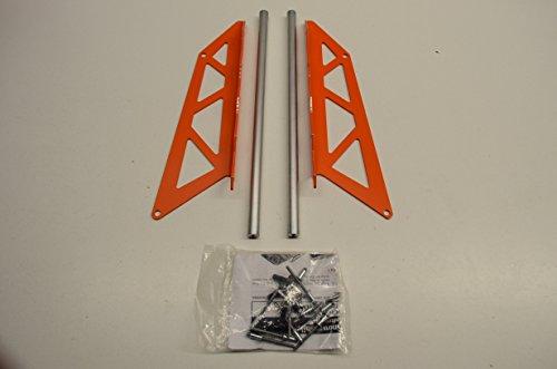 Arctic Cat Tunnel Rack Orange 6639-735 by Arctic Cat