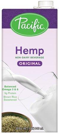 Pacific Foods, Hemp - Original (Pack of 6) by Pacific Foods