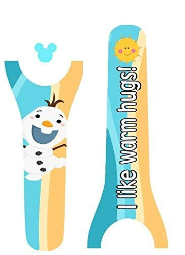 Disney MagicBand Decal Sticker Skins Frozen Olaf Magic Band -