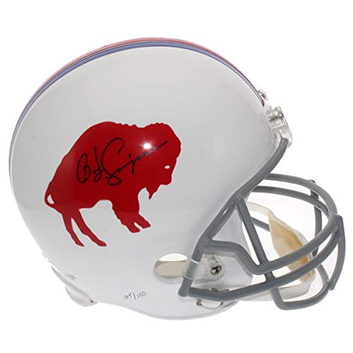 OJ Simpson Autographed Signed Buffalo Bills Full Size Replica Helmet