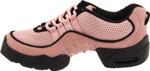 Bloch Dance Boost DRT MESH Sneaker, Pink, 4.5 X(Medium) US