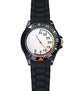 Amazon perfect score watch version 5 for lsat exam prep toptiertimer custom bezel lsat approved analog watch malvernweather Gallery