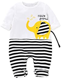 Lucoo Infant Newborn Baby Girls Boys Romper Tops Pants Hat Headband 4Pcs Outfit Set Valentine Clothes