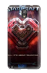 CaseyKBrown CkRBJNe7815WGotU Case For Galaxy Note 3 With Nice Starcraft Ii Game Appearance