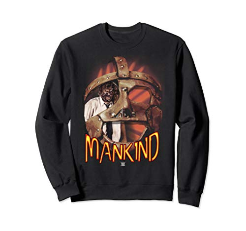 WWE Mankind Mask  Sweatshirt -