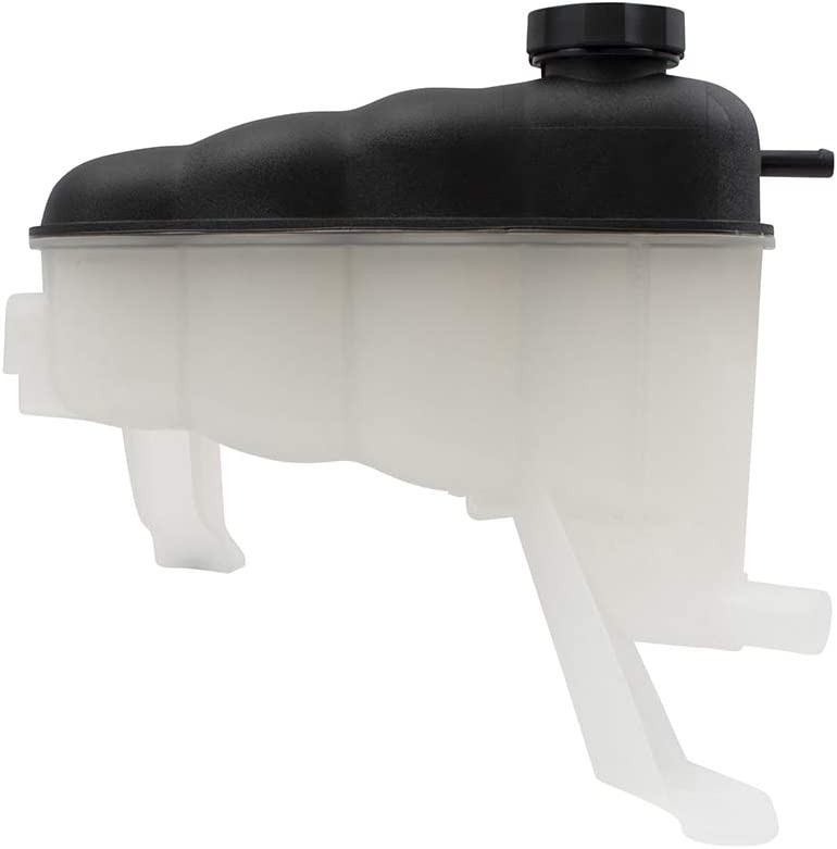 BROCK Coolant Recovery Tank Expansion Reservoir Bottle w//Cap Replacement for 07-13 Chevrolet Avalanche Cadillac Escalade EXT Pickup Truck 22870828 15075118 GM3014118