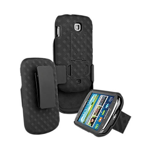 OEM Verizon Samsung I200 Galaxy Stellar Shell Holster - Galaxy Stellar Accessories